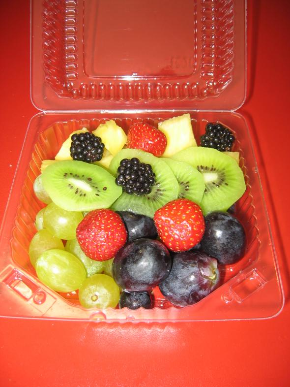 Ovocný salát – ovoce mix 250g       50,-