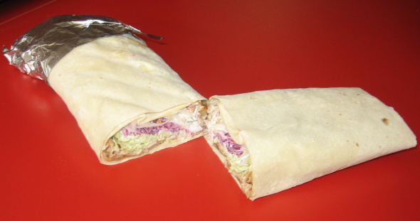 Dürum (tortilla)kebab                                             65,-/80,-/100,-